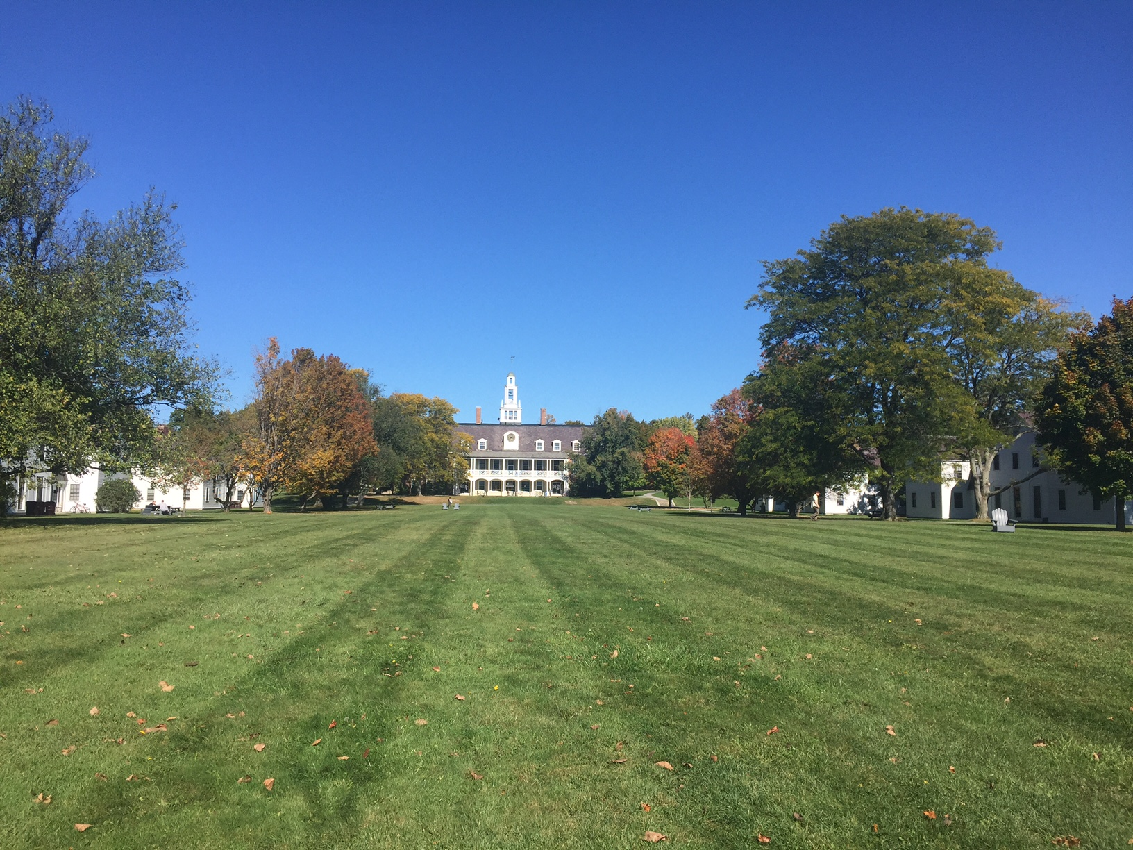 Bennington College campus. Photo by Alec McLane.